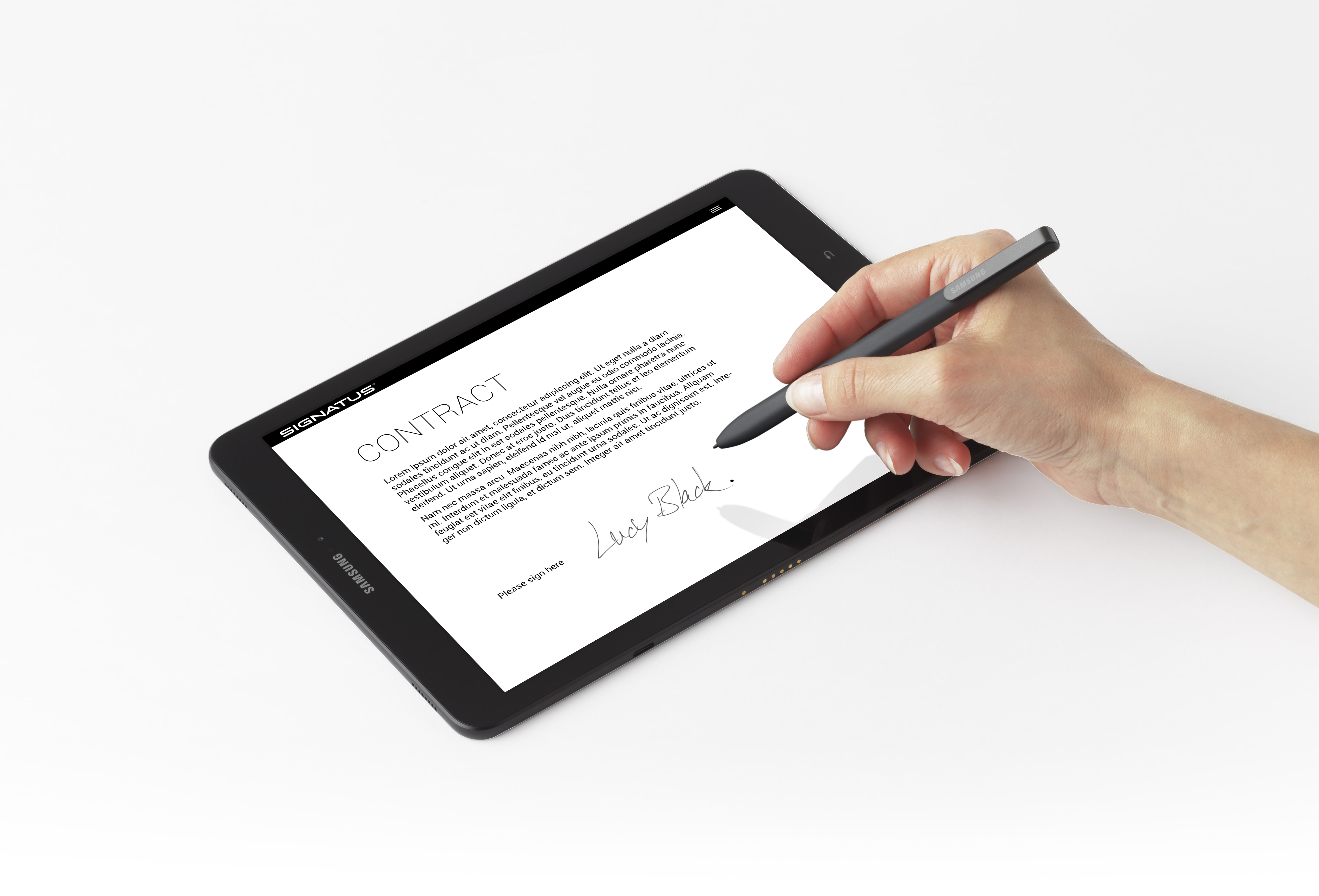 Podpisové řešení Signatus